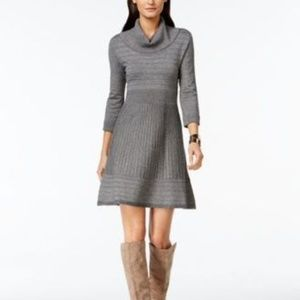 [Plus: 3X] INC - Chic Sweater Dress